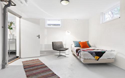 Sovrum 6 källare