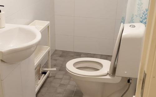Gemensamt badrum