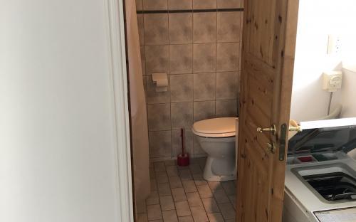 Dusch & toalett
