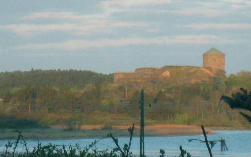 Utsikt över Bohus fästning / View over Bohus fortress