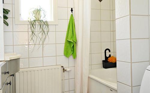 gemensamt bad/dusch