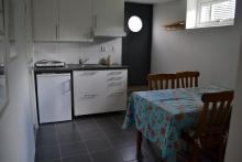 Kök och egen ingång